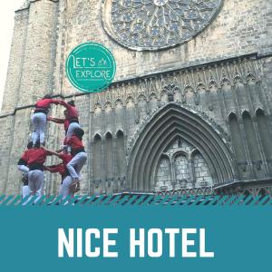 Hotel Barcelona 1