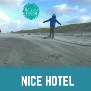 Hotel Netherlands beach