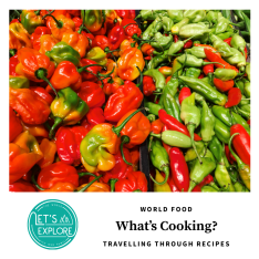 Check out our latest World Food series on travelling through recipes!