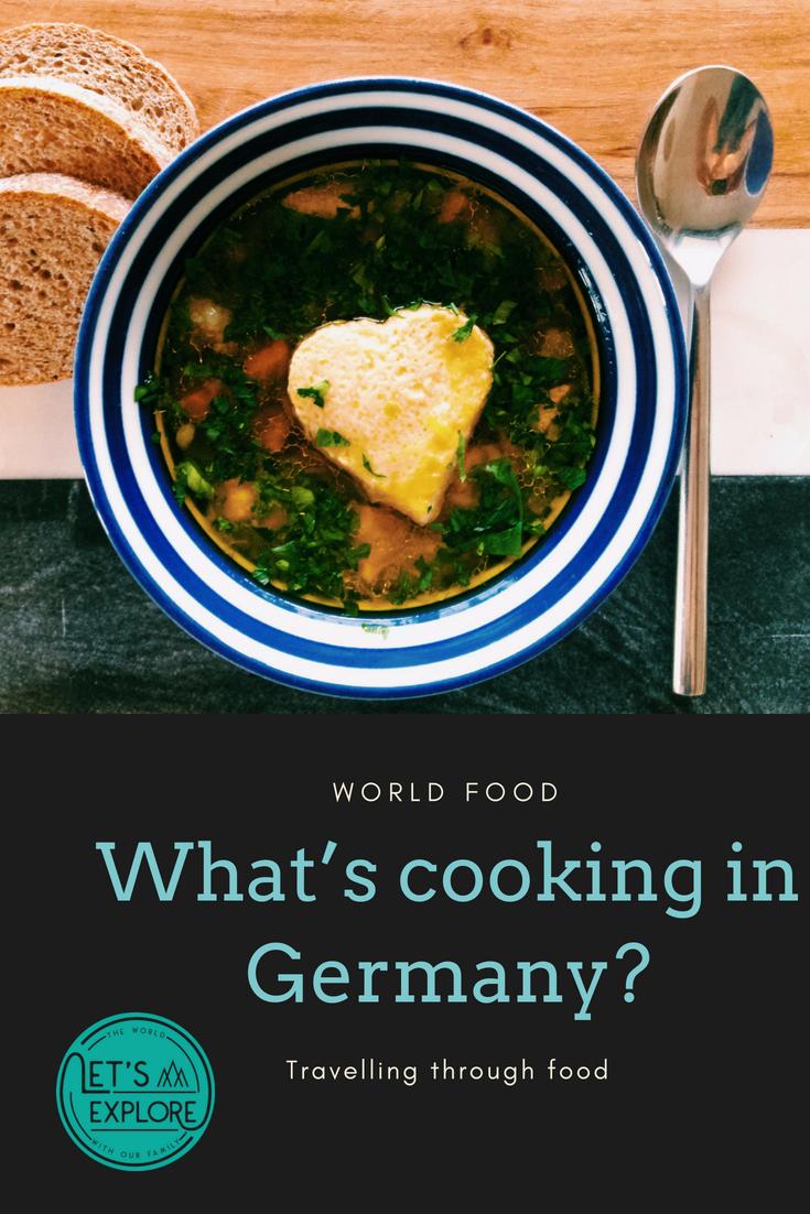 hochzeitssuppe food with love