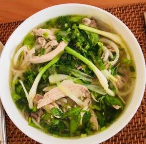 Vietnam – Chicken Pho   Let's Explore